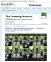 New York Times Learning Network
