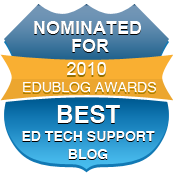 Nominated Best Ed Tech Support
