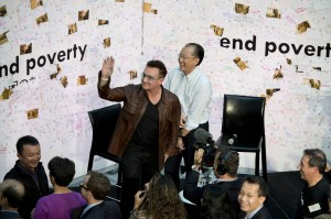 Bono and World Bank President Talk Next Steps to End Poverty