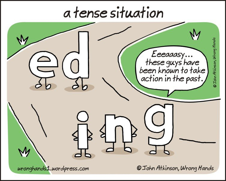 a-tense-situation