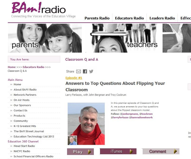 My BAM! Radio Show