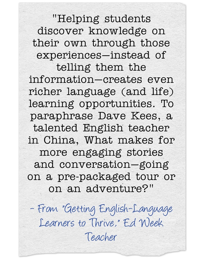 """A Look Back: """"Getting English-Language Learners to Thrive"""""""