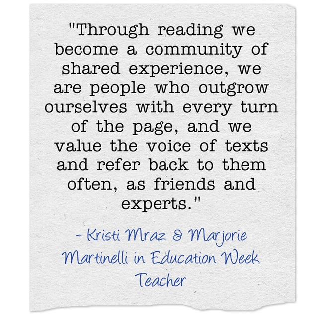 Through-reading-we