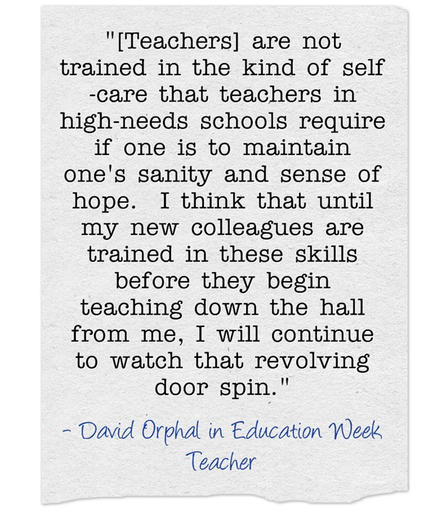 Teachers-are-not-trained