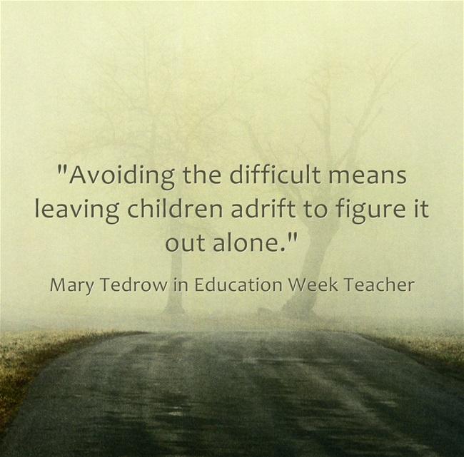 Avoiding-the-difficult