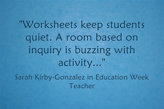Worksheets-keep-students