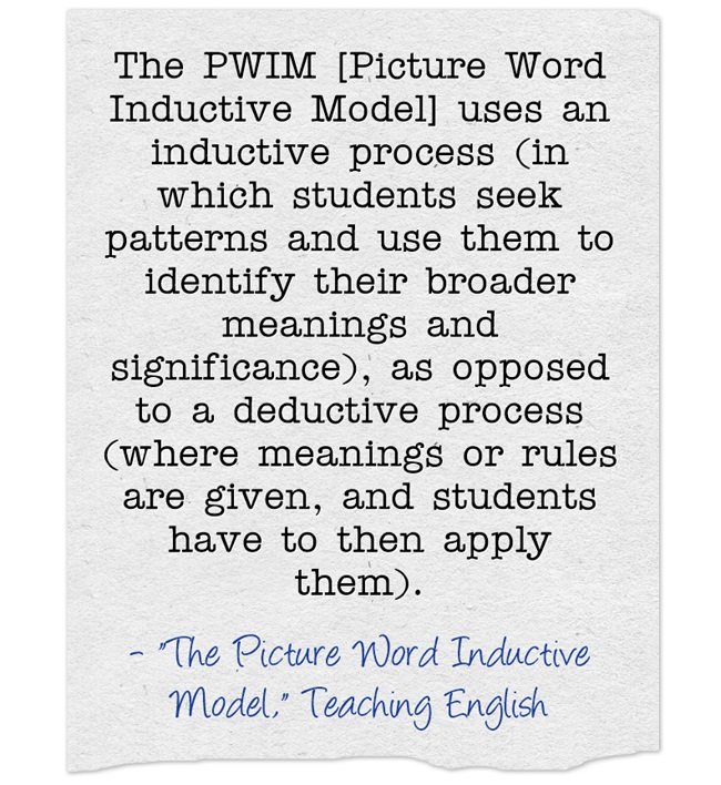 The-PWIM-Picture-Word
