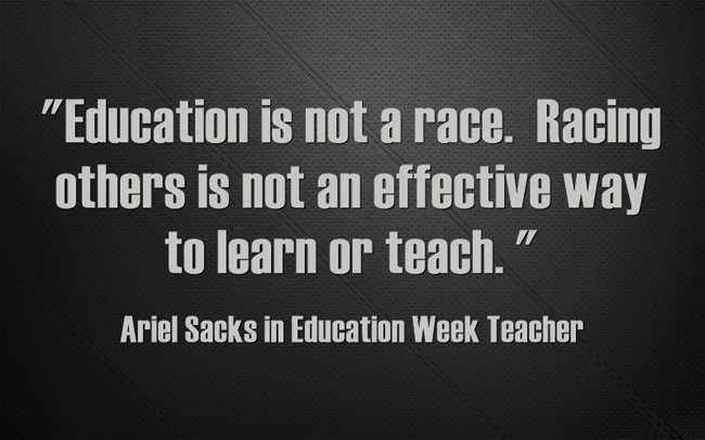 Education-is-not-a-race