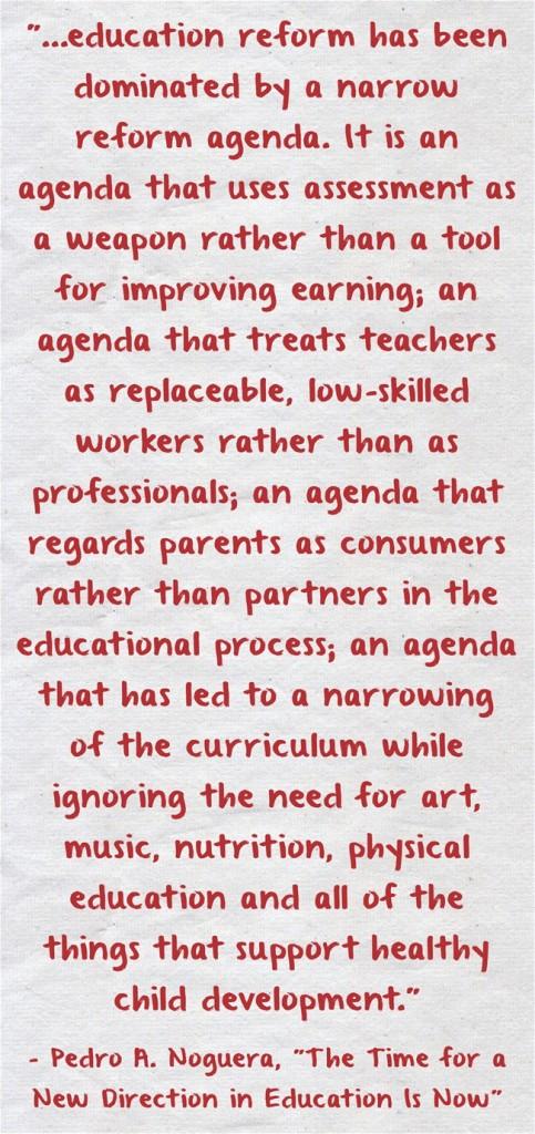 education-reform-has