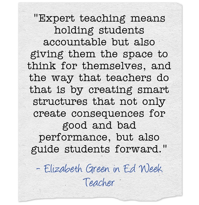 Expert-teaching-means
