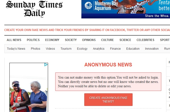 easily create your own fake newspaper front page larry ferlazzo s
