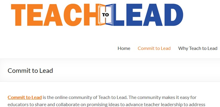 teachtolead