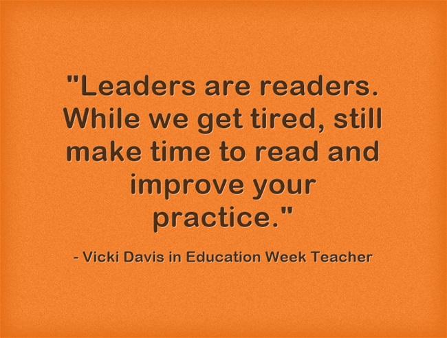 Leaders-are-readers