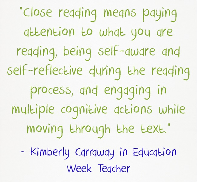 Close-reading-means