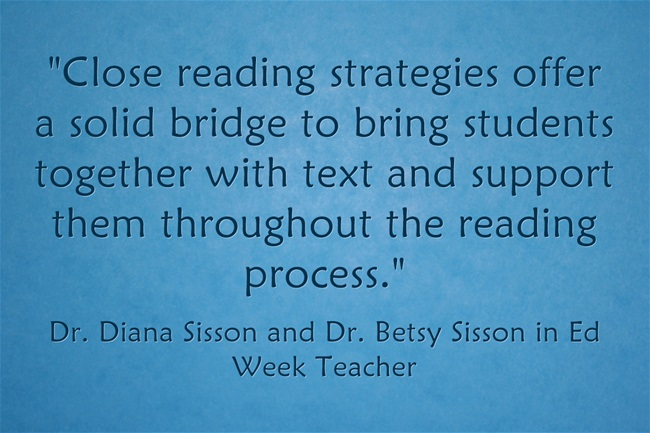 Close-reading-strategies