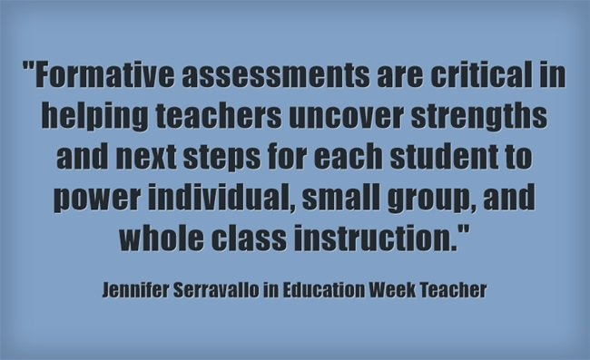 Formative-assessments