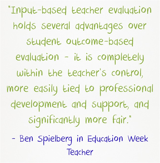 Inputbased-teacher