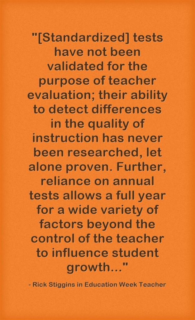 Standardized-tests-have