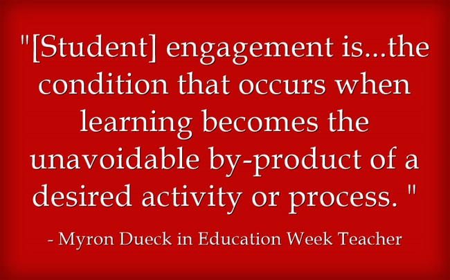 Student-engagement-isthe