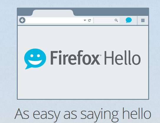 Firefox Releases Free Video Calling System Built Into