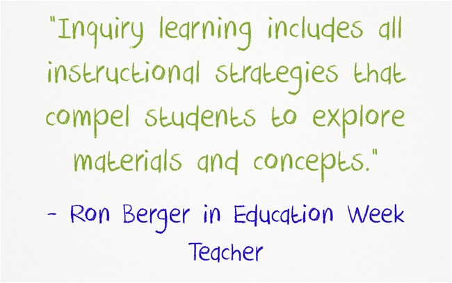 Inquiry-learning