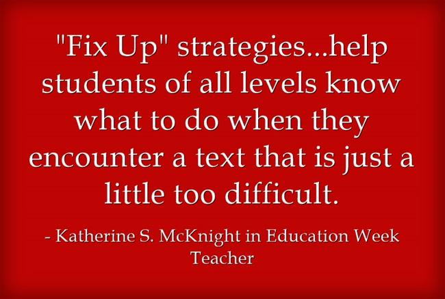 Fix-Up-strategieshelp