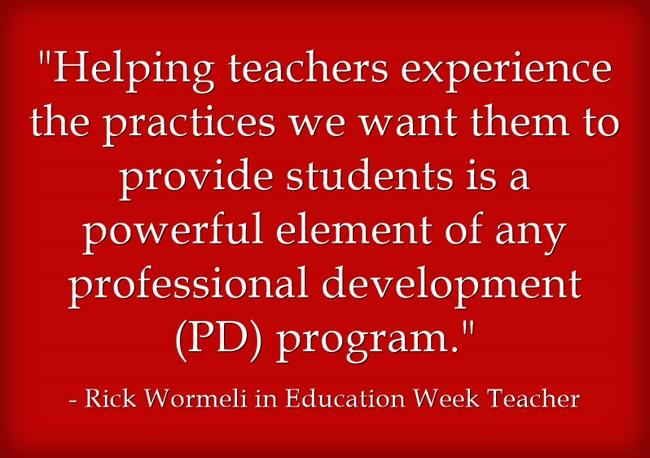 Helping-teachers