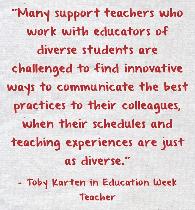 Many-support-teachers