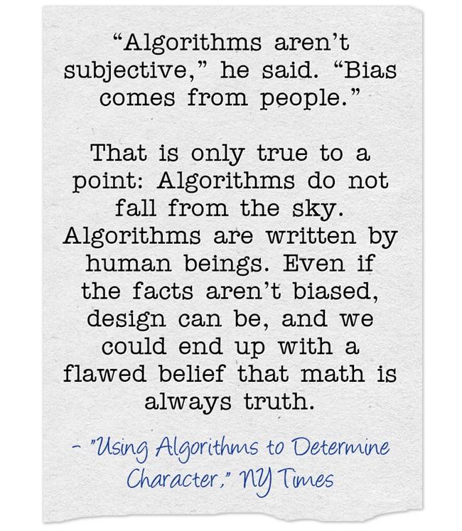 Algorithms-arent