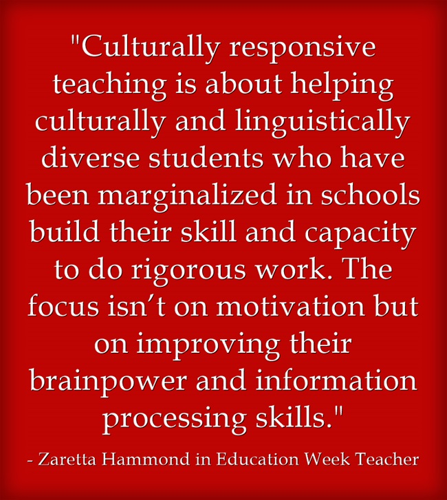 Culturally-responsive