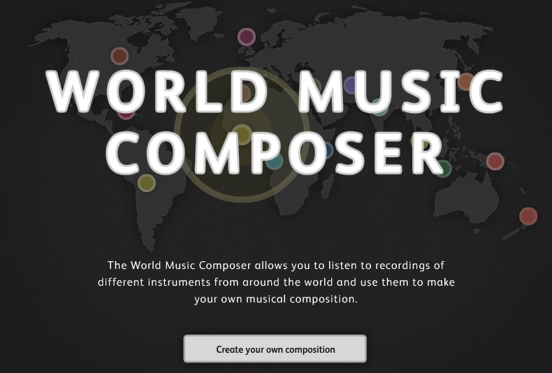 "Learn About Music From Around The World With ""World Music Composer"""