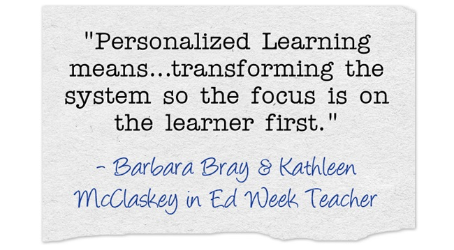 Personalized-Learning