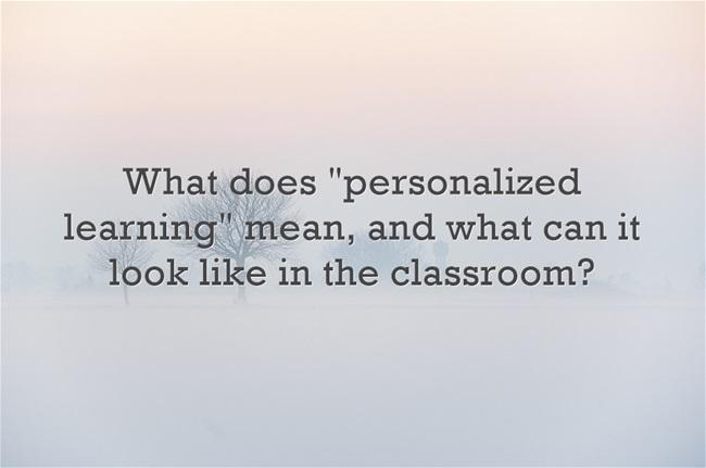 What-does-personalizeddddd