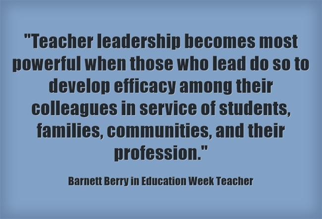 Teacher-leadership