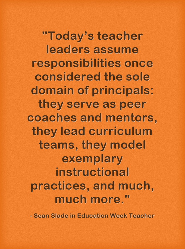 Todays-teacher-leaders