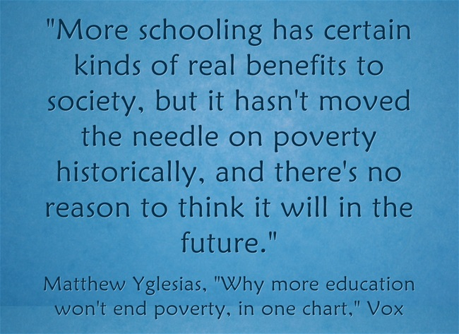 More-schooling-has