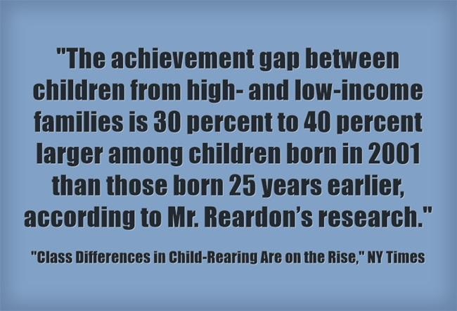 The-achievement-gap