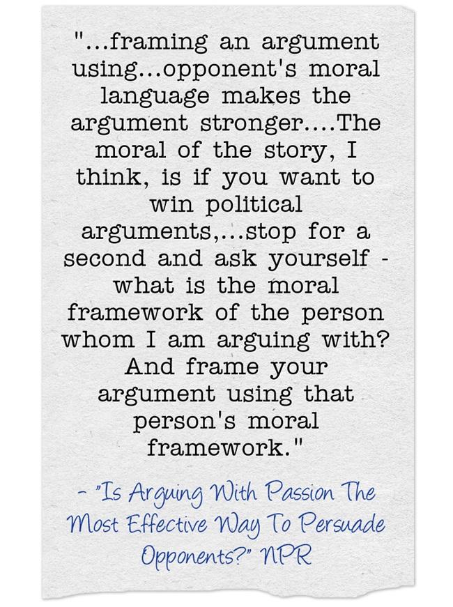 framing-an-argument