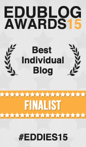 Finalist For Best Individual Blog