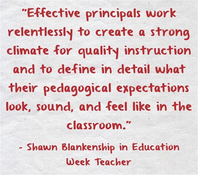 Effective-principals