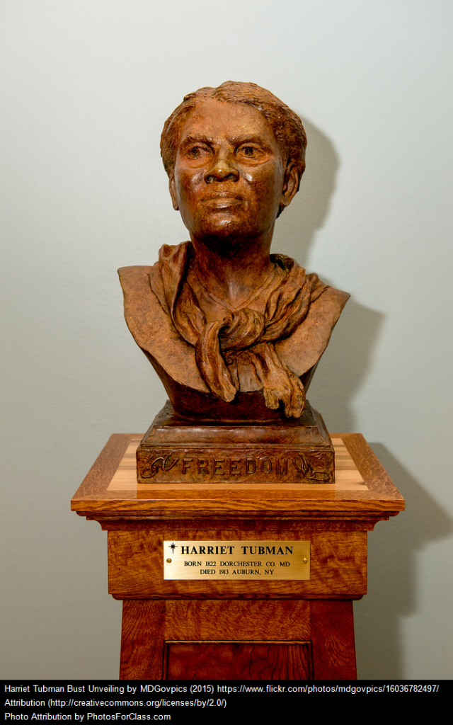 The Best Teaching & Learning Resources About Harriet Tubman