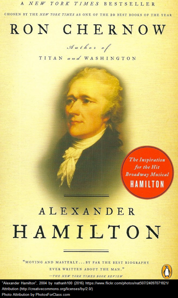 """New Resources On """"Hamilton"""" Musical"""