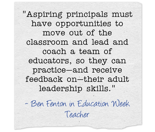 Aspiring-principals-must