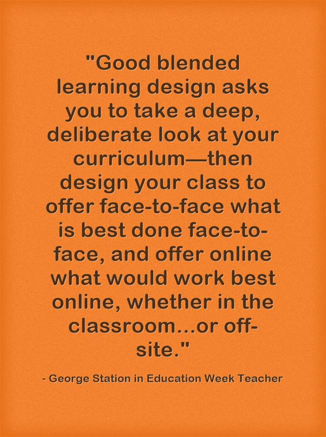 Good-blended-learning