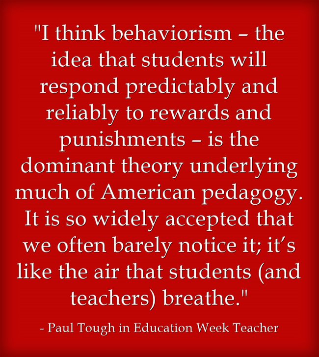 I-think-behaviorism-the111
