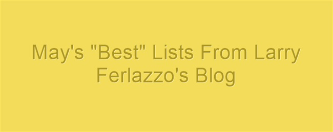Mays-Best-Lists-From