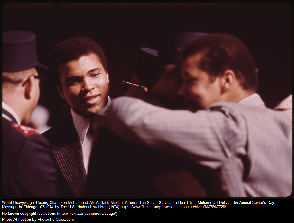 Muhammad Ali, R.I.P. – Useful Resources To Teach About His Life