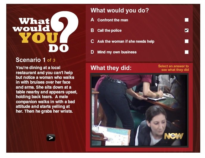 """""""What Would You Do?"""" Is A Fantastic Video Series For Theory Of Knowledge Classes"""