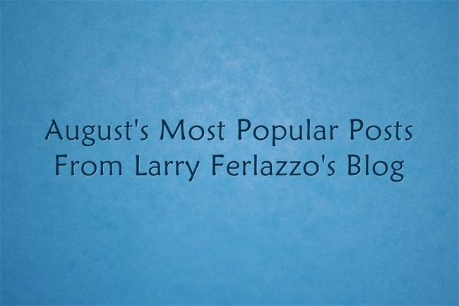 Augusts-Most-Popular