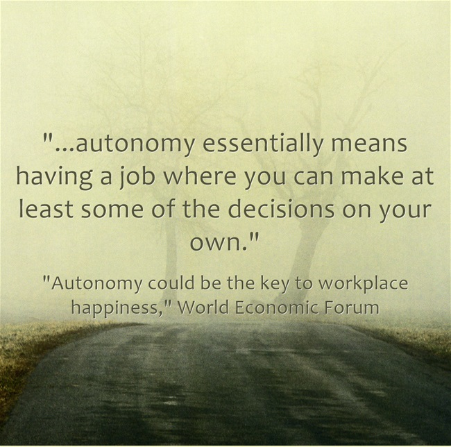 autonomy-essentially